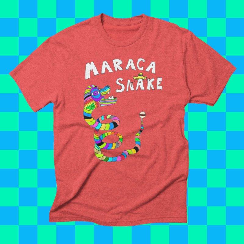 Maraca Snake by LlamapajamaTs's Artist Shop
