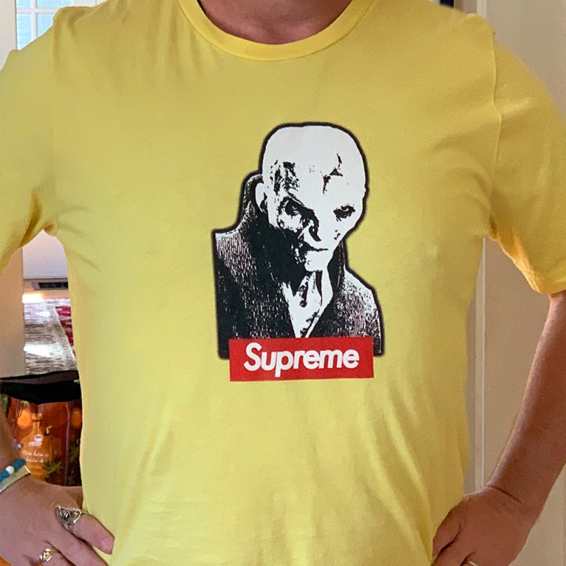 Supreme Leader by Not Bad Tees