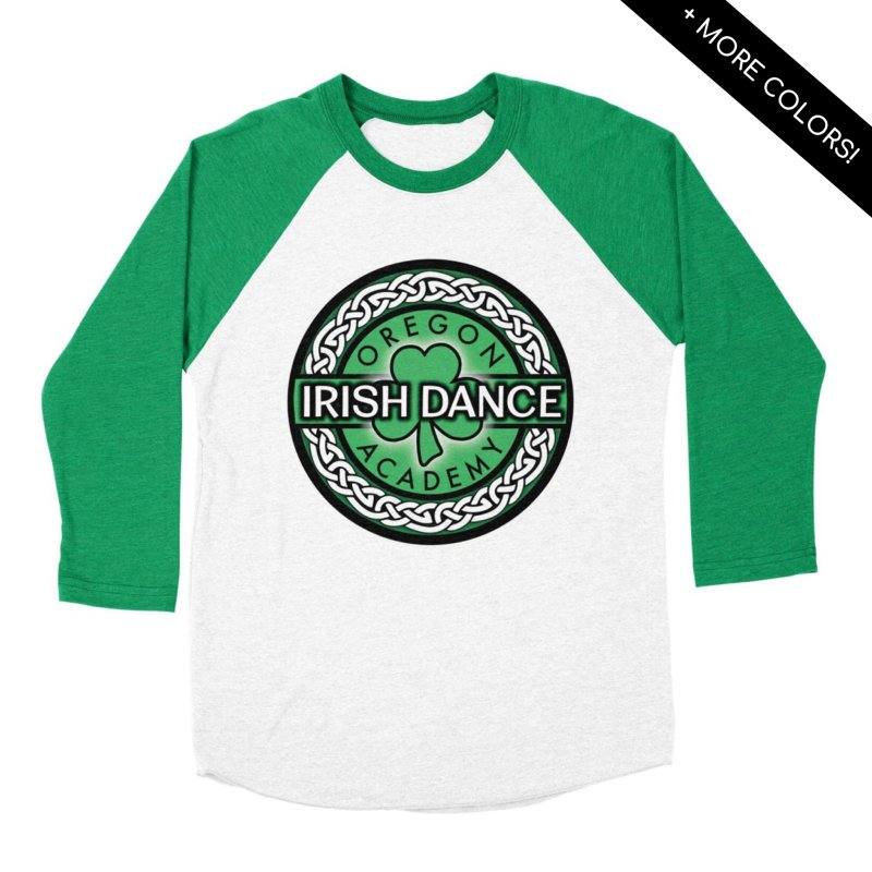 Baseball Shirts by Oregon Irish Dance Academy