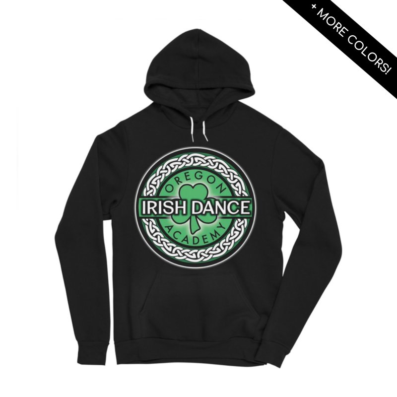 Pullover Hoodies by Oregon Irish Dance Academy