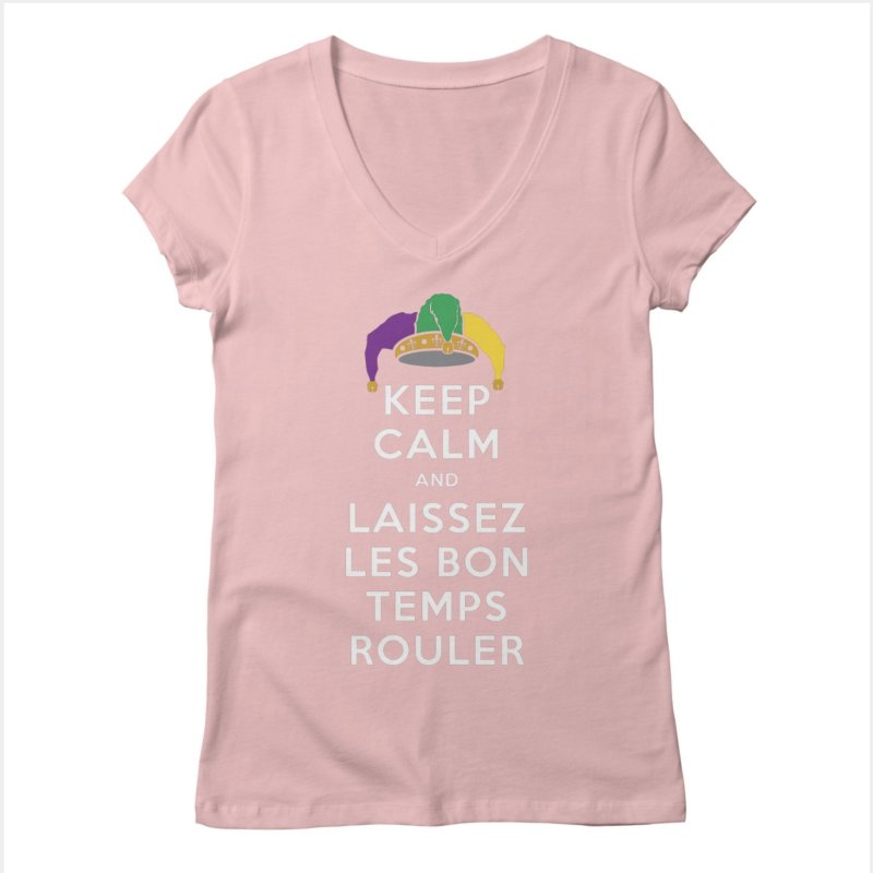 KEEP CALM and LAISSEZ LES BONS TEMPS ROULER reversed by Peregrinus Creative