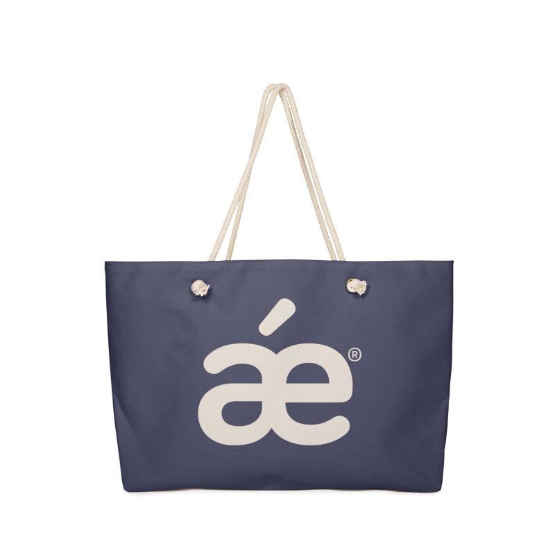 æ  abnute in Weekender Bag by æ___bags™