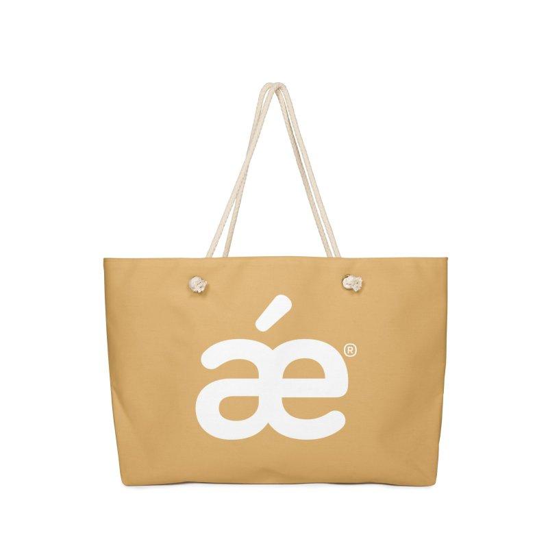 æ di serria in Weekender Bag by æ___bags™
