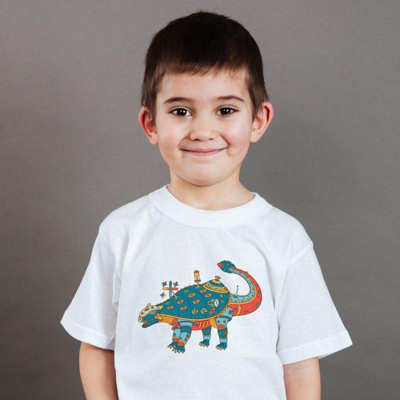 Dinosaur by AlphaPod