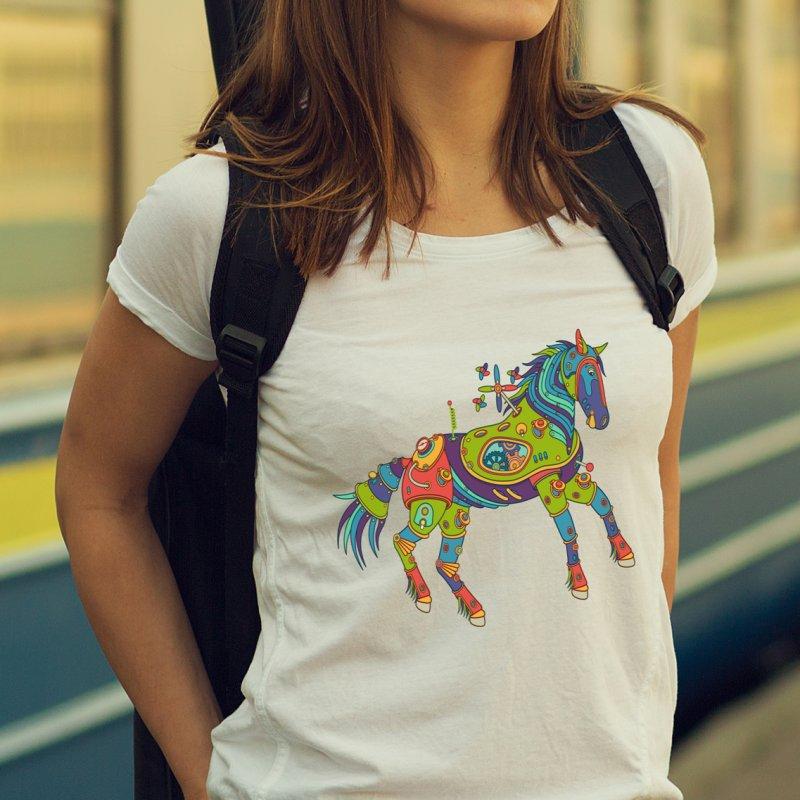 Horse by AlphaPod