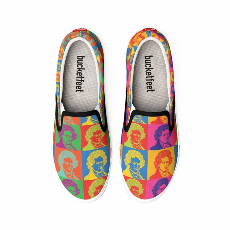 Beethoven Shoes by Alabama Symphony Orchestra Goods & Apparel