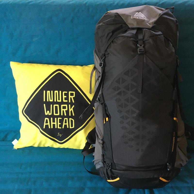 Inner Work Ahead by No Agenda by Andy Rado