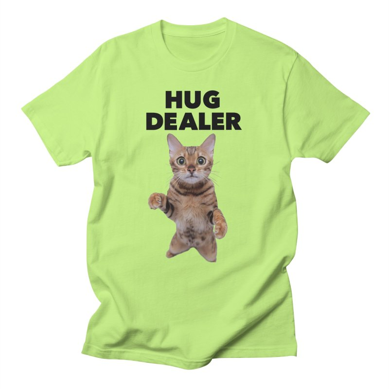 Hug Dealer by Angel Bengal Merch