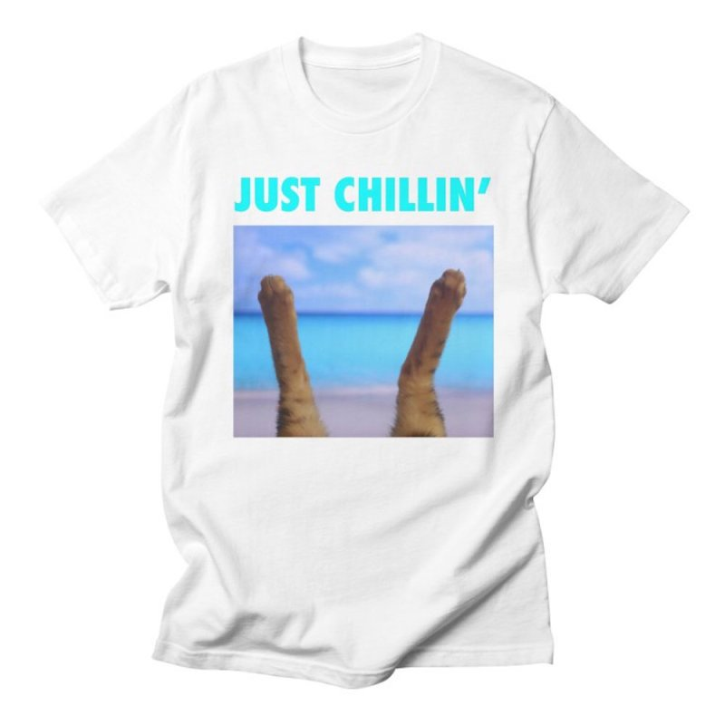 Just Chillin' by Angel Bengal Merch