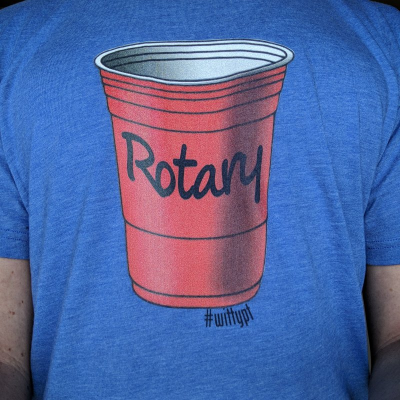 Rotary Cup AKA Rotator Cuff by A WittyPT's Artist Shop