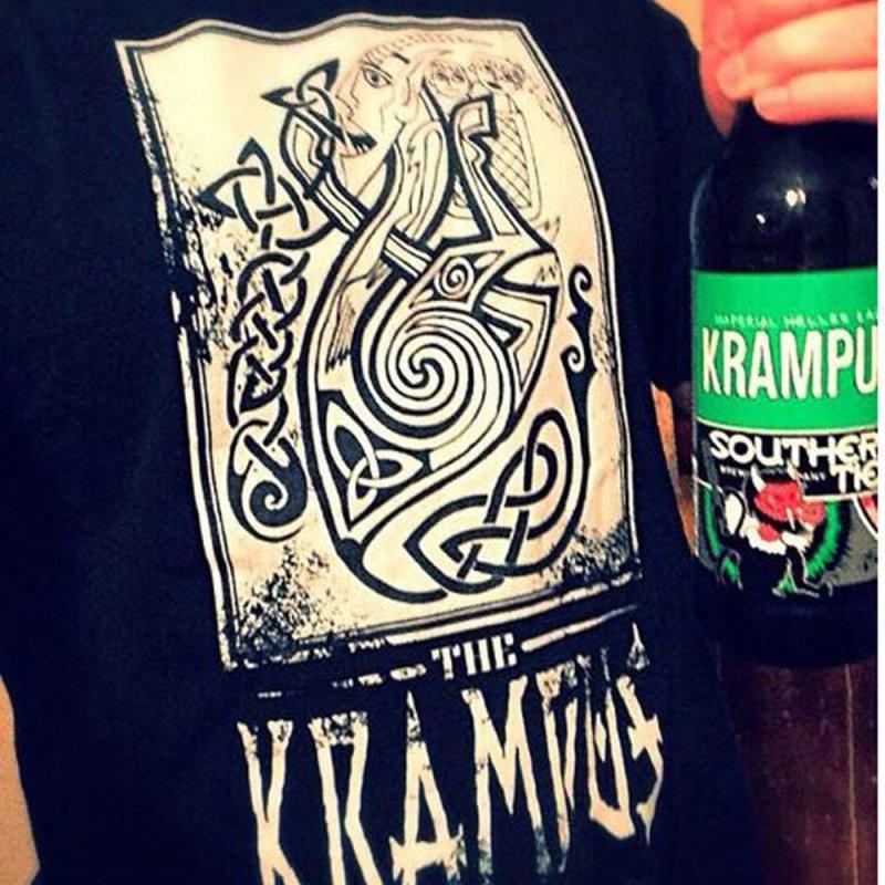 Keltic Krampus I by Celtic Hammer Club Apparel