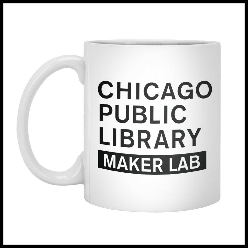 CPL Signature Program Maker Lab by Chicago Public Library Artist Shop