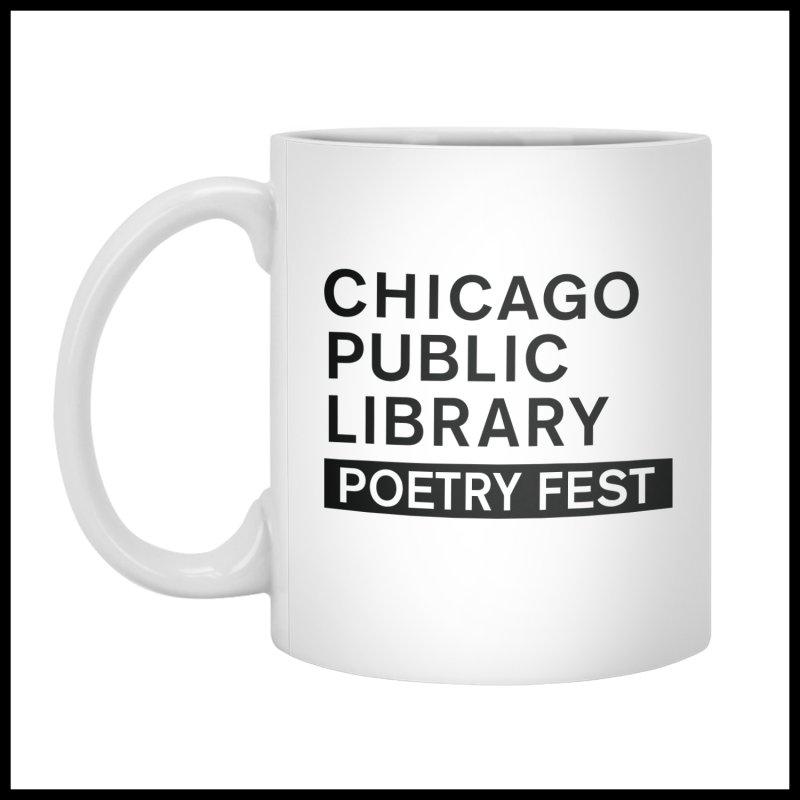 CPL Signature Program Poetry Fest by Chicago Public Library Artist Shop