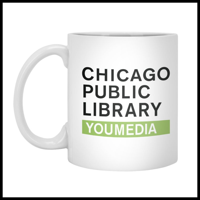 CPL Signature Program YOUmedia by Chicago Public Library Artist Shop