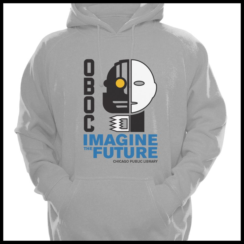 One Chicago 2018 Imagine the Future Cyborg in  by Chicago Public Library Artist Shop