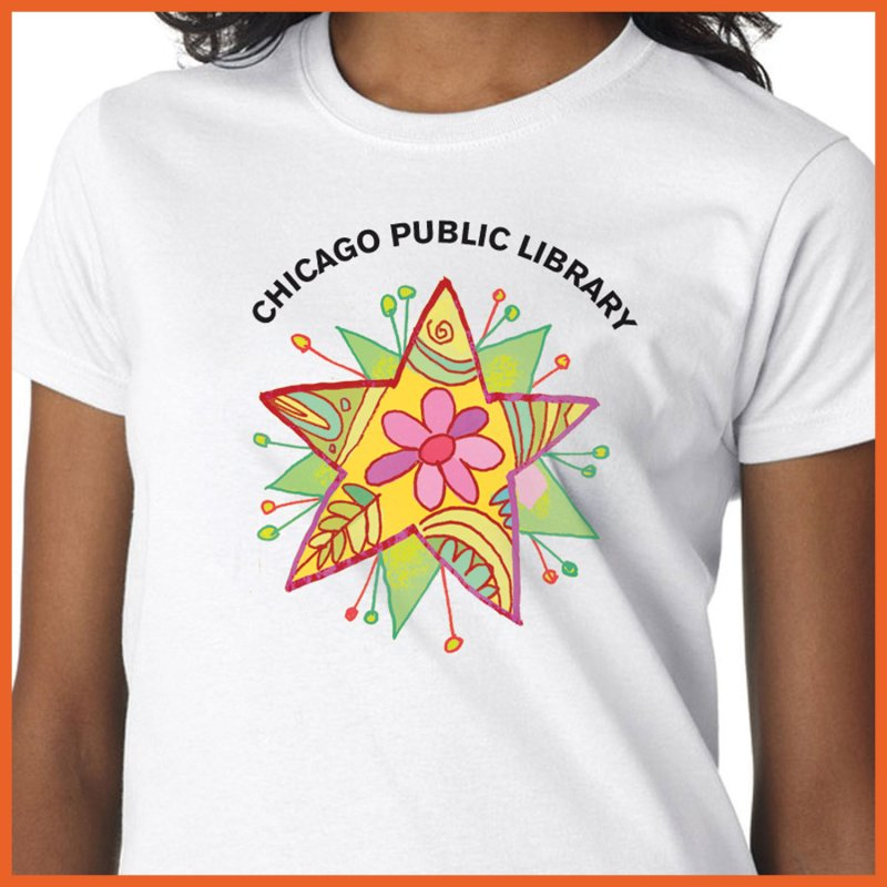 Summer 2019 Star by Chicago Public Library Artist Shop