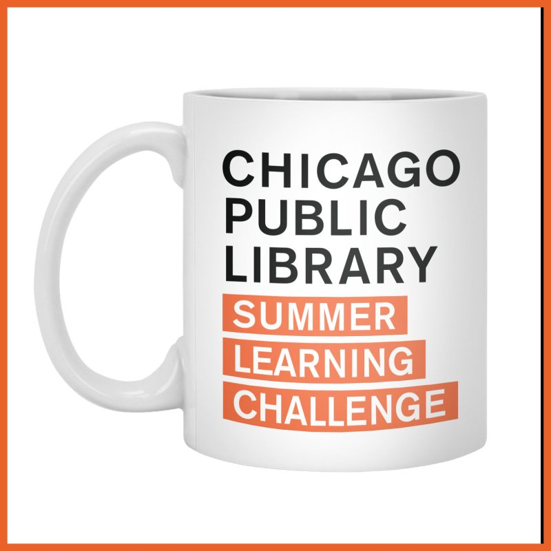CPL Signature Program Summer Learning Challenge by Chicago Public Library Artist Shop
