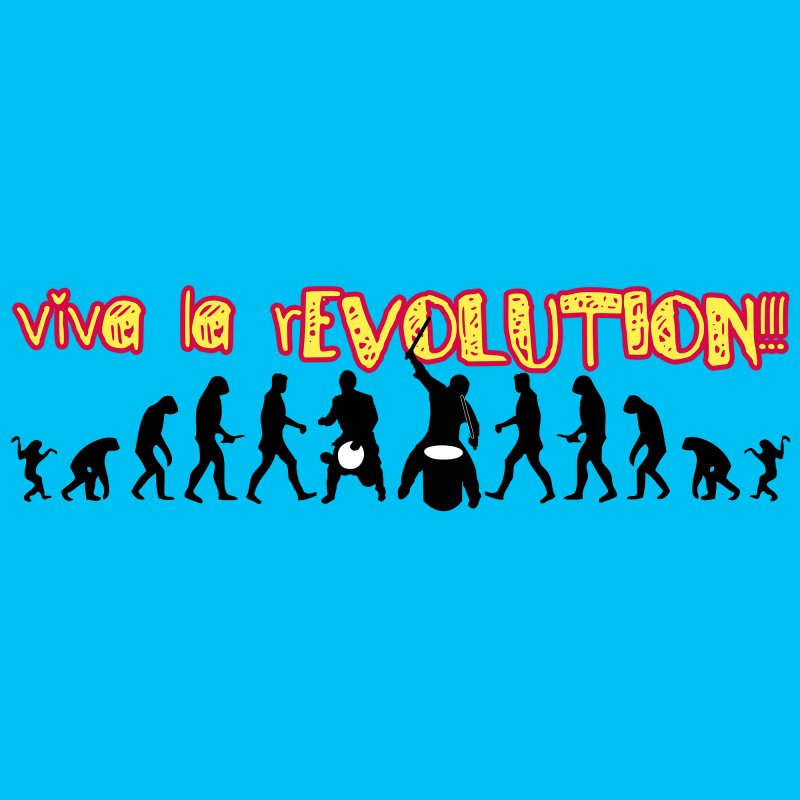 Viva la rEVOLUTION! by DJEMBEFOLEY Shop