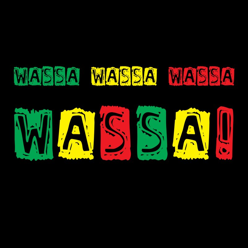 Wassa Wassa! by DJEMBEFOLEY Shop