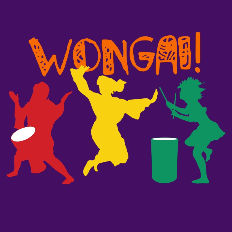 LIMITED EDITION!  Wongai! by DJEMBEFOLEY Shop