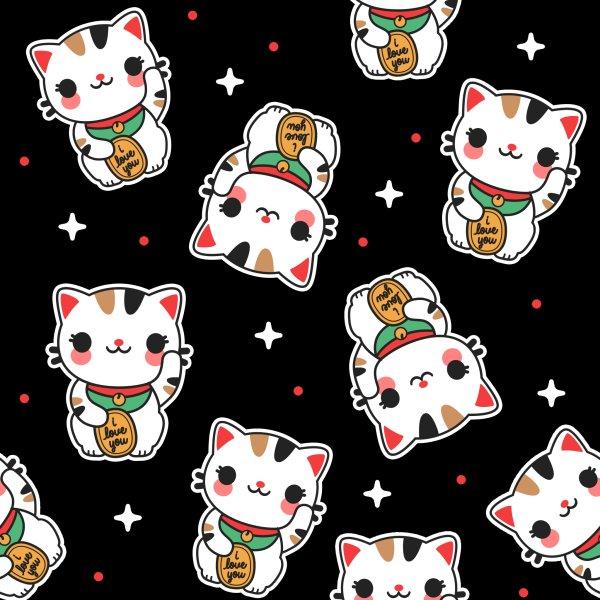 Design for Lucky Cat