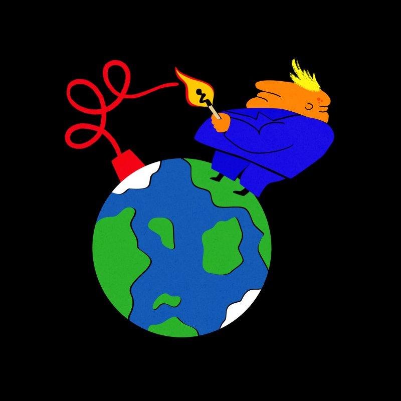 Earth in Danger by Ermina Takenova