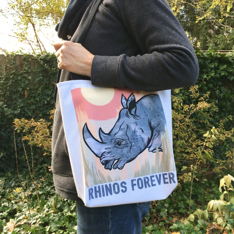 Rhinos Forever by feralpony's Artist Shop