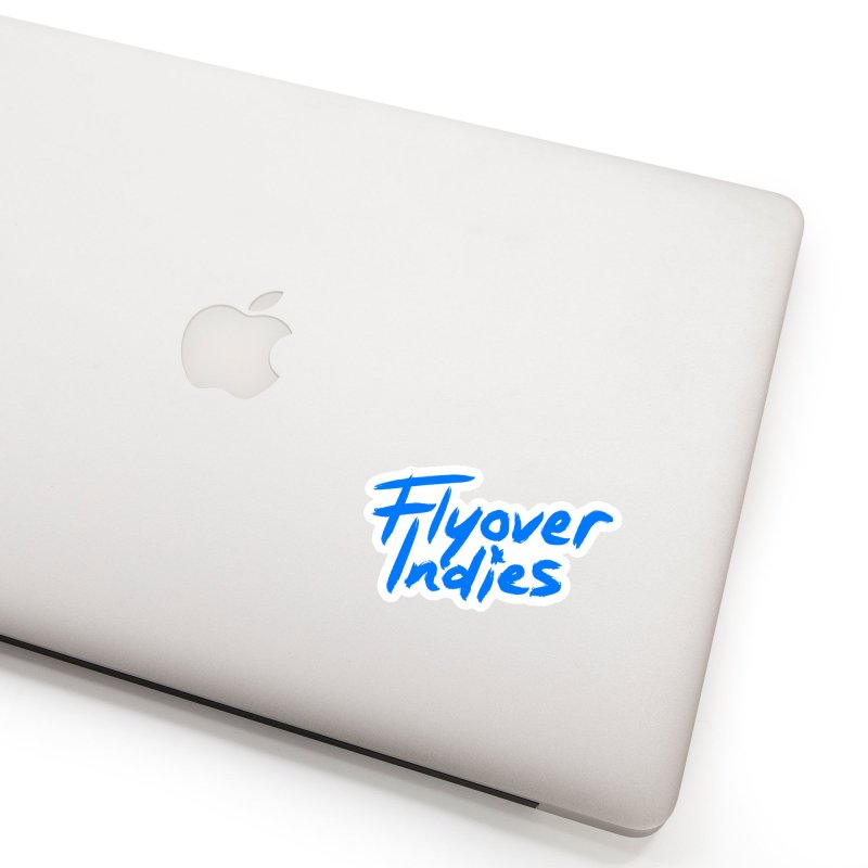 Flyover Indies Sticker by Flyover Indies Shop