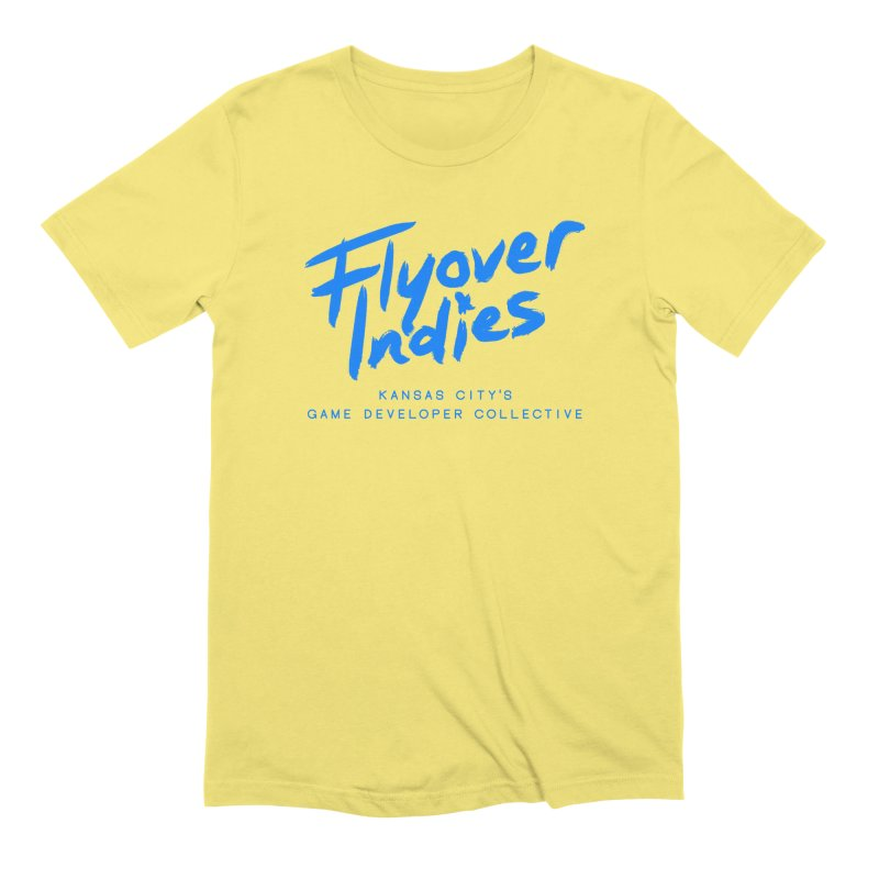 Flyover Indies Logo Tee and Hoody by Flyover Indies Shop