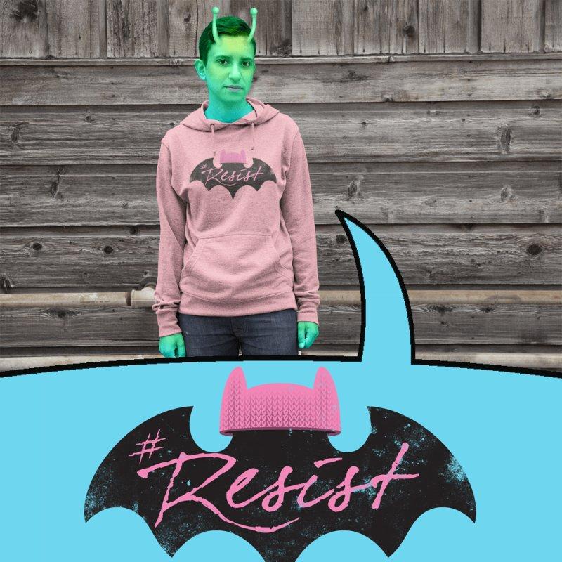 Pussy Bat (Resist!) by Frankenstein's Artist Shop