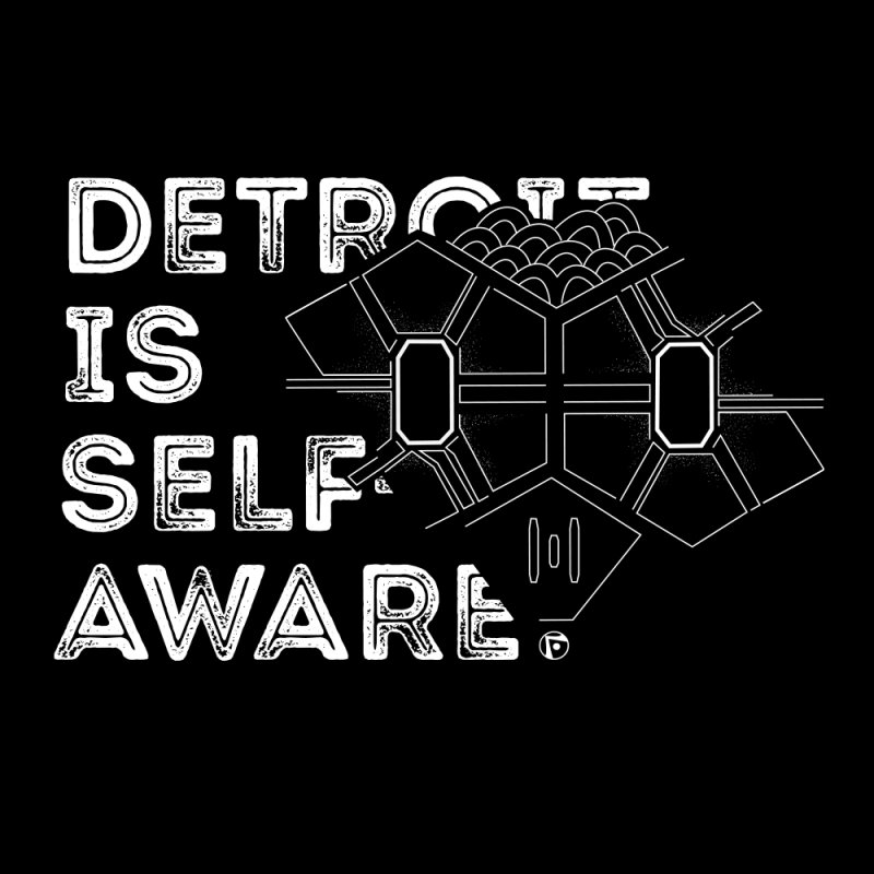 Detroit is Self-Aware (featuring Martius) by Funked