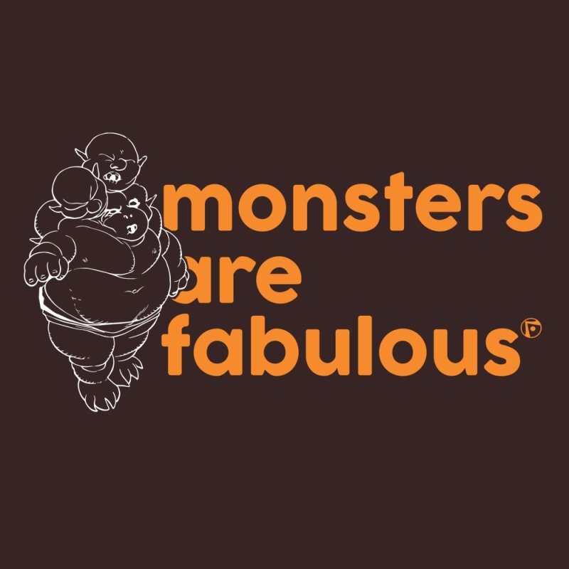 Monsters are fabulous. by Funked