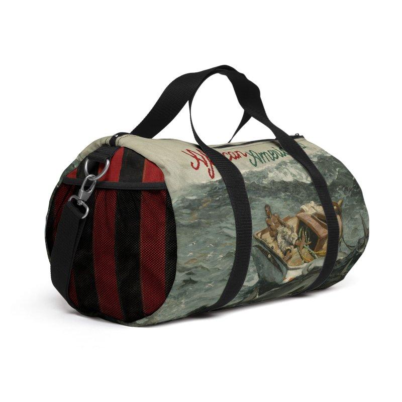 Black Sea in Duffel Bag by FWMJ's Shop