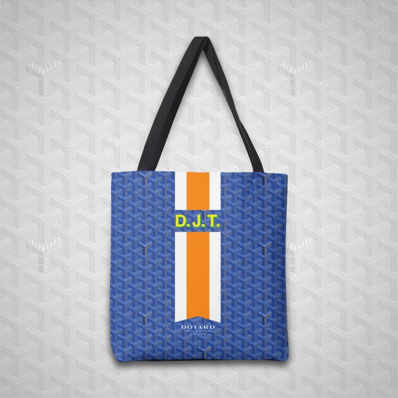 DOTARD. (Bleu) in Tote Bag by FWMJ's Shop