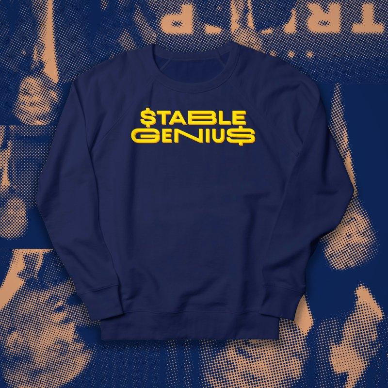 Instability in Men's Sweatshirt Navy by FWMJ's Shop