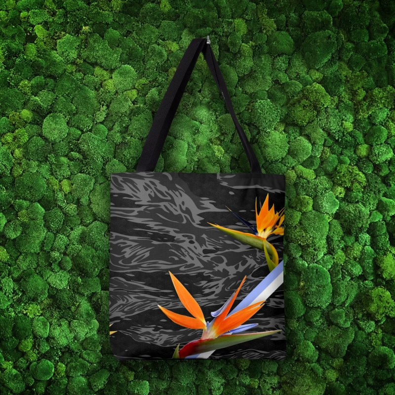 Tigers & Paradise (Shadow) in Tote Bag by FWMJ's Shop