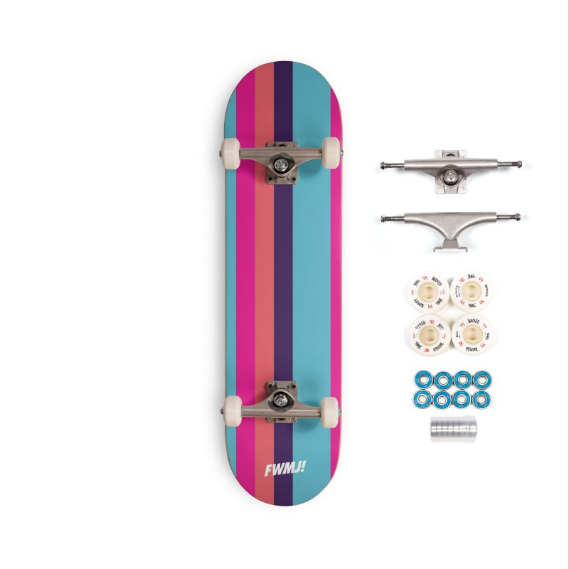 SS19 № 1 in Deck Only Skateboard by FWMJ's Shop