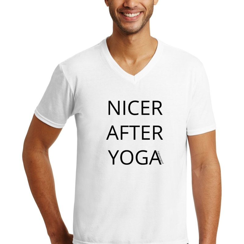 NICER AFTER YOGA by Glow-Getters Store