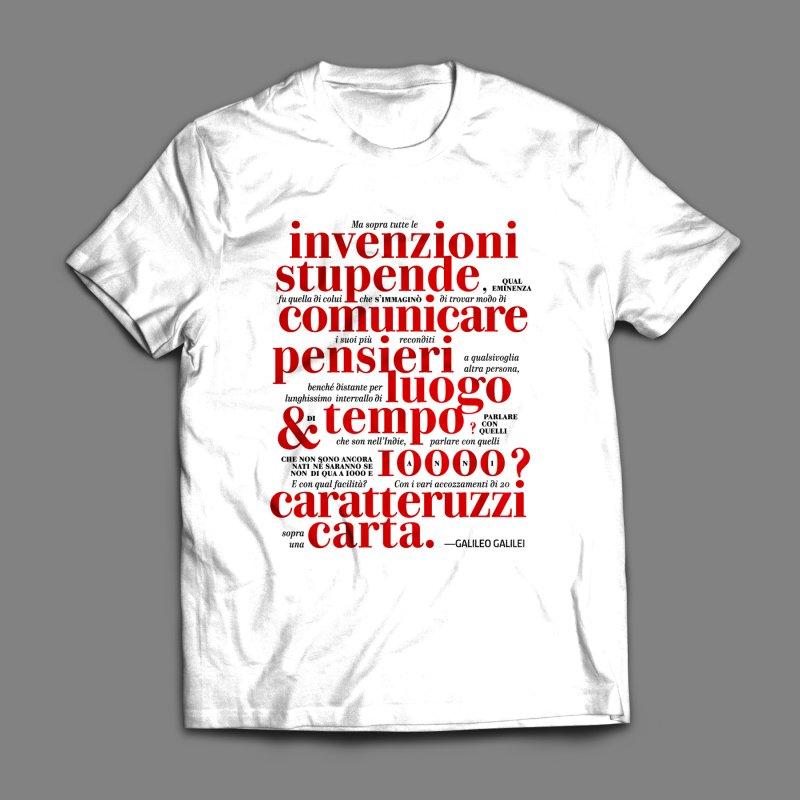 Caratteruzzi / White ed. by ilpiac