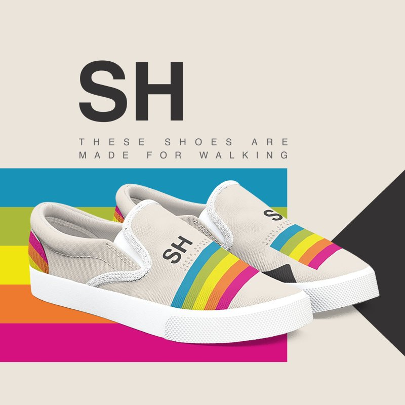 VHS Shoes in Women's Slip-On Shoes by Jana Artist Shop
