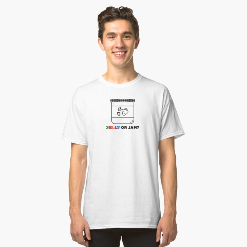 JELLY or JAM Shirt by Jelly Marketing & PR