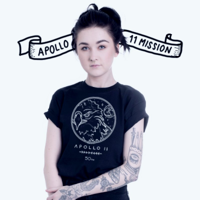 Apollo 11 50th Anniversary by Juleah Kaliski Designs