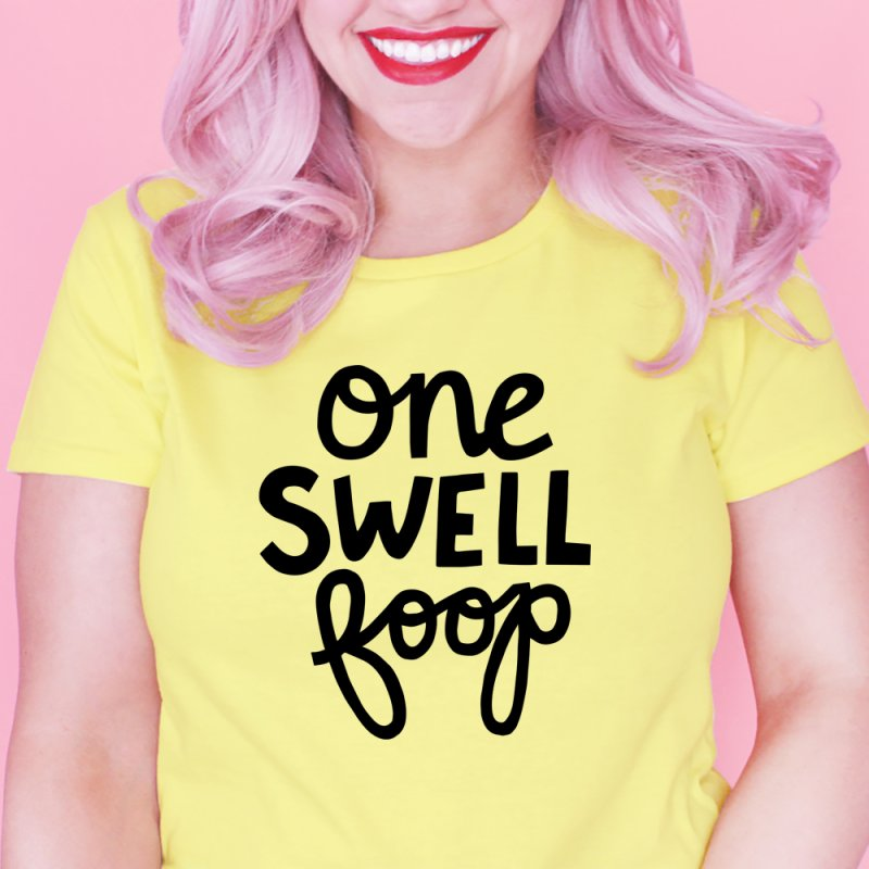One swell foop by Kate Gabrielle's Artist Shop