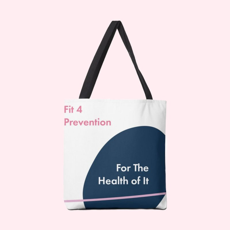 F4P in Tote Bag by Keep a Breast Foundation