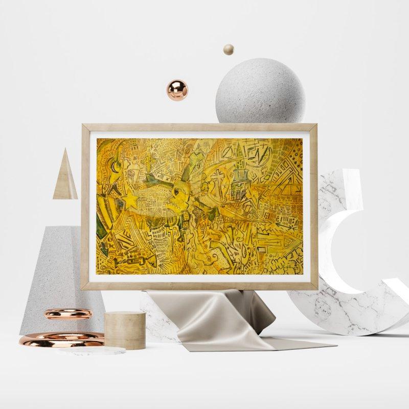 Serpent City by Krist Norsworthy Art & Design