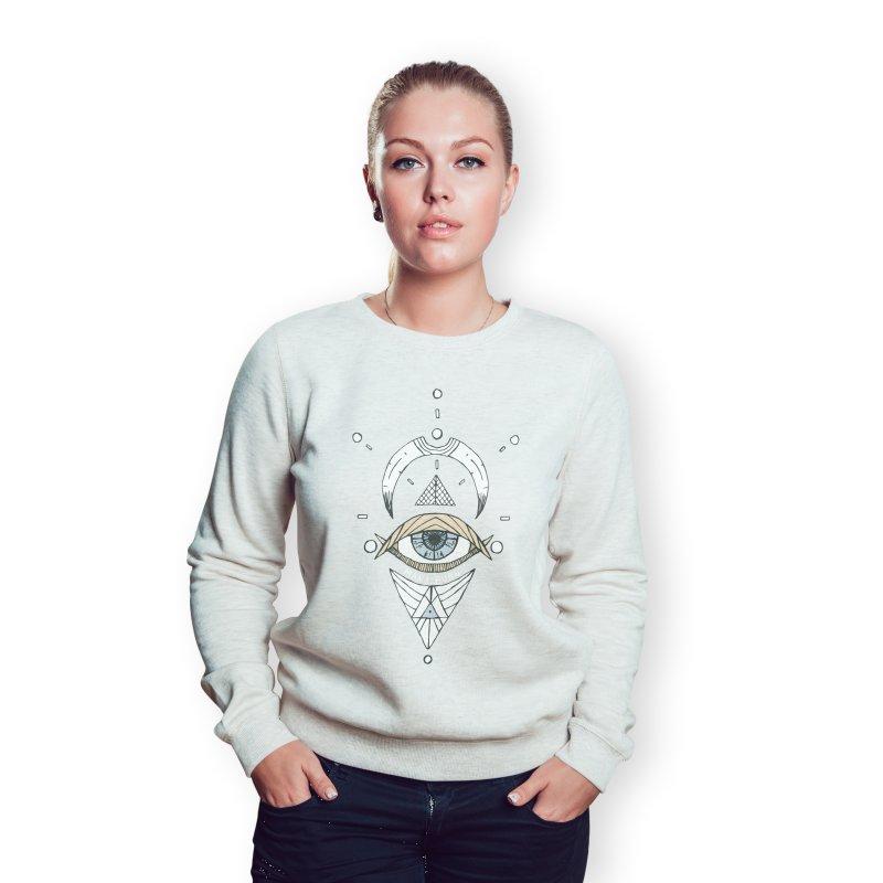 Acumen in Women's Sweatshirt Heather Graphite by Manaburn's Shop