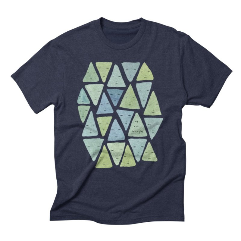 We Are Triangles by Marc Johns Shop
