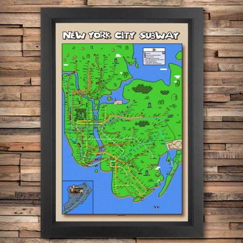 Super-Mario-City-Posters