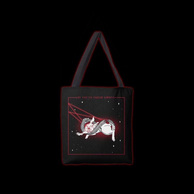 Bait in Tote Bag by marpeach's Artist Shop