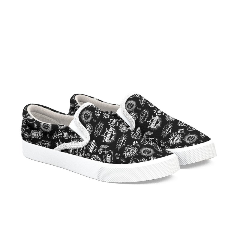 WoW in Men's Slip-On Shoes by MAXIMOGRAFICO — shop